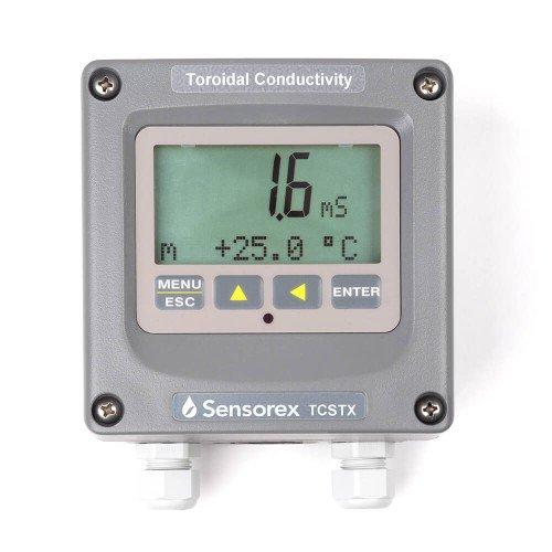 Walchem Ph Meter : Tcstx inline toroidal conductivity transmitter with