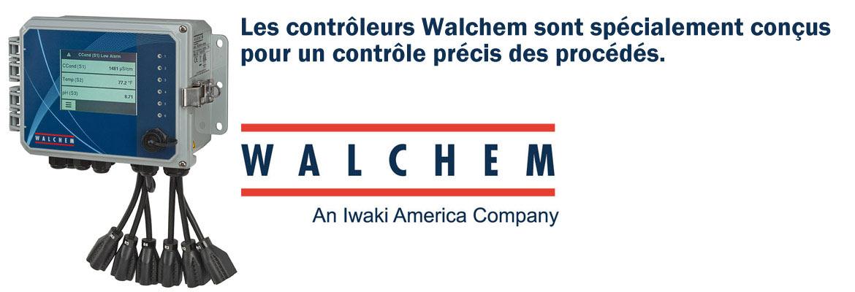 Contrôleur Walchem